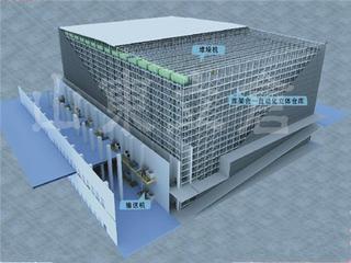 山东图书馆综合楼