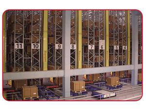 自動庫貨架制造商